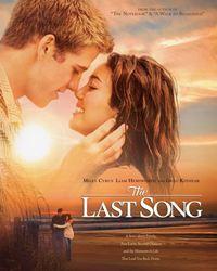 Affiche du film La Dernière chanson