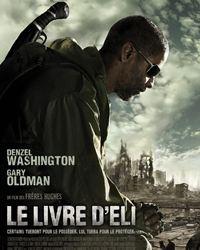 Affiche du film Le Livre d'Eli