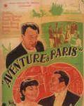 Affiche du film Aventure a Paris