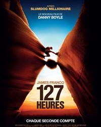 Affiche du film 127 heures