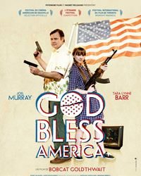 Affiche du film God Bless America