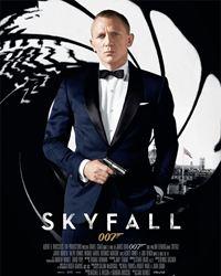 Affiche du film Skyfall