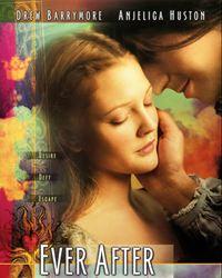 Affiche du film A tout jamais, une histoire de Cendrillon