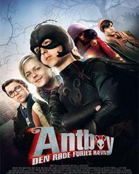 Affiche du film Antboy : La revanche de Red Fury
