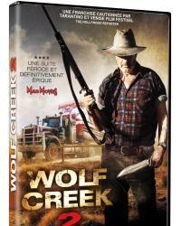 Affiche du film Wolf Creek 2