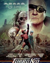 Affiche du film Turbo Kid