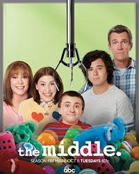 Affiche de la série The Middle