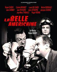 Affiche du film La Belle Américaine