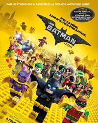 Affiche du film Lego Batman, Le Film