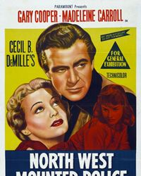 Affiche du film Les Tuniques ecarlates