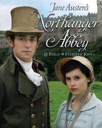 Affiche du film Northanger Abbey
