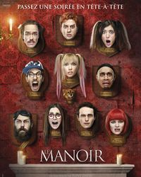 Affiche du film Le Manoir