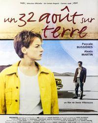 Affiche du film Un 32 août sur Terre