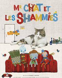 Affiche du film Mr Chat et les Shammies