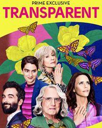 Affiche de la série Transparent
