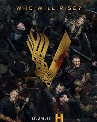 Affiche de la série Vikings