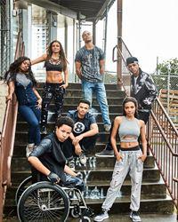 Affiche de la série Step Up: High Water