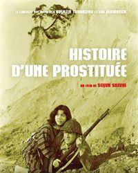 Affiche du film Histoire d'une prostituée