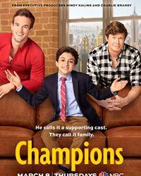 Affiche de la série Champions
