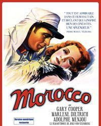 Affiche du film Morocco