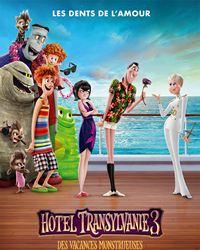 Affiche du film Hôtel Transylvanie 3 : Des vacances monstrueuses