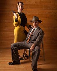 Affiche de la série Bonnie & Clyde