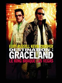 Affiche du film Destination : Graceland
