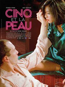 Affiche du film Cinq et la peau