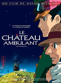 Le Château ambulant streaming