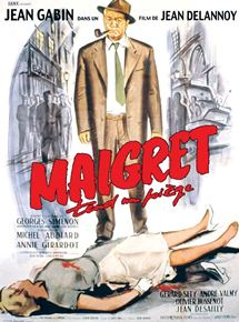 Maigret tend un piège streaming