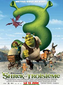 Bande-annonce Shrek le troisième
