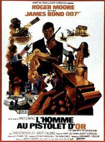 L'Homme au pistolet d'or - film 1974 - AlloCiné