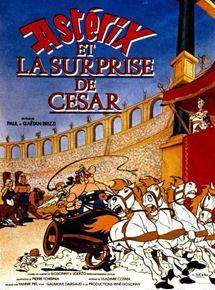 Bande-annonce Astérix et la surprise de César