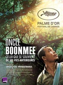Oncle Boonmee (celui qui se souvient de ses vies antérieures) streaming