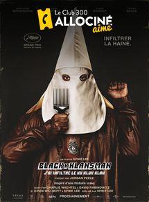 BlacKkKlansman - Jai infiltré le Ku Klux Klan