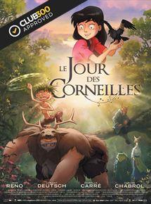Le Jour des Corneilles - Film d' Animation. 20195267