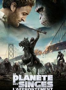 La Planète des singes : laffrontement