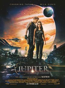 Jupiter : Le destin de lUnivers