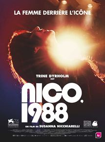 film Nico 1988 streaming vf