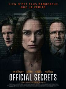 Official Secrets VOD