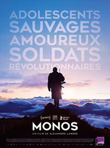 Film Monos Streaming Complet - Dans ce qui ressemble à un camp de vacances isolé au sommet des montagnes colombiennes,...