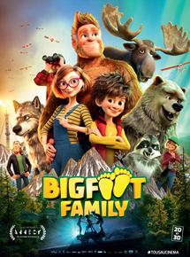 BIG FOOT FAMILY