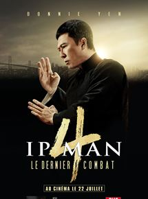 Ip Man 4 : Le dernier combat streaming vf