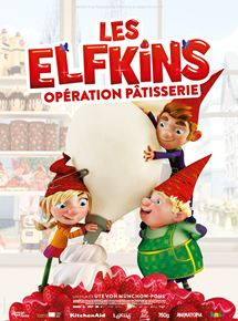 Les Elfkins Operation patisserie