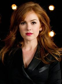 Isla Fisher lady gaga