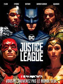 Justice League Bande-annonce VF