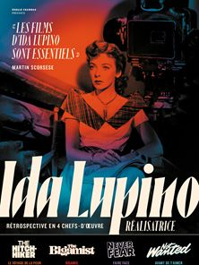 Rétrospective Ida Lupino Bande-annonce VF