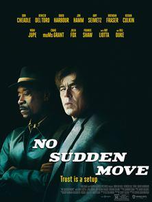 No Sudden Move Teaser VO