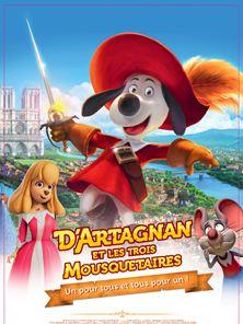 D'Artagnan et les trois Mousquetaires Teaser VF