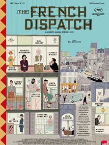 The French Dispatch Bande-annonce VO